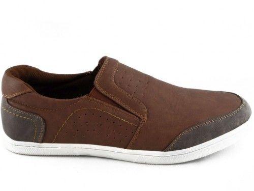 Sneaker Mocassin Bruin Stallion