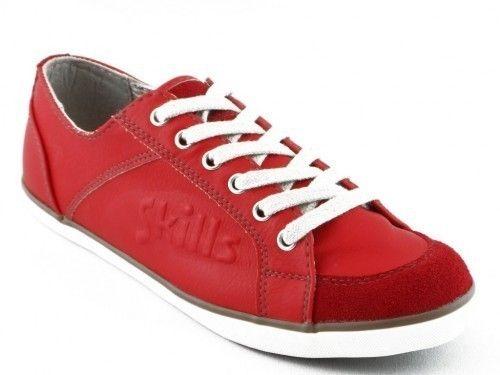 Sneaker Rood Skills