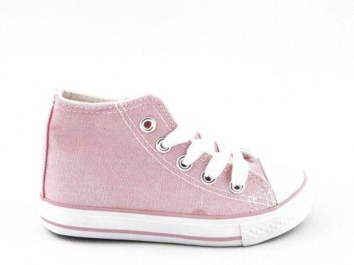 Sneaker Roze Hoog Kinderen X Dream