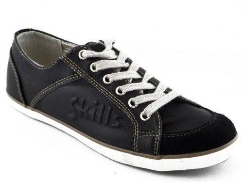 Sneaker Zwart Skills