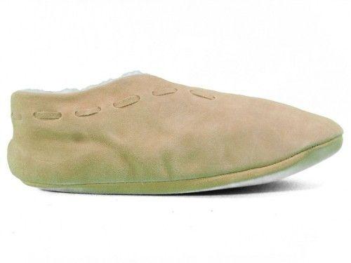 Spaanse Sloffen Pantoffels Beige