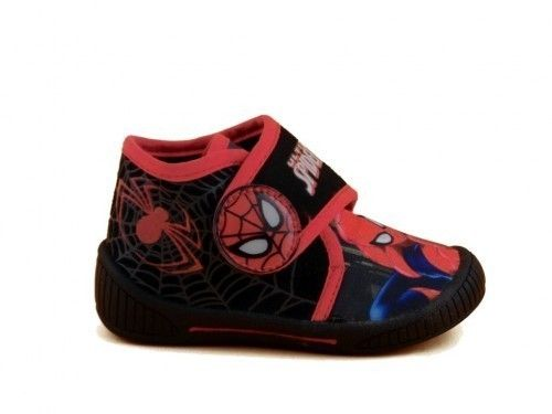 Spiderman Pantoffels Hoog
