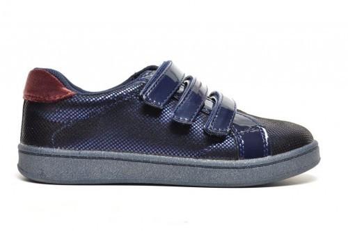 Sprox Blauwe Sneaker Glossy