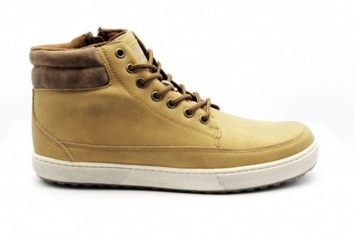 Sprox Heren Camel Bottine