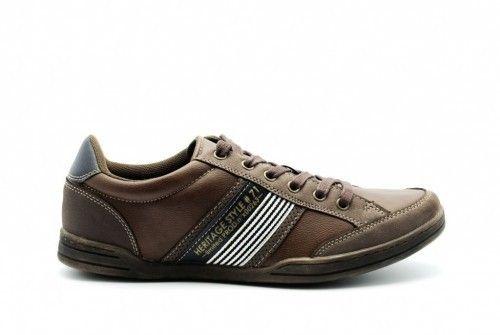 Sprox Sneaker Donker Bruin