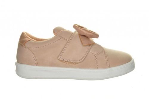 Sprox Sneaker Kids Roze Strik