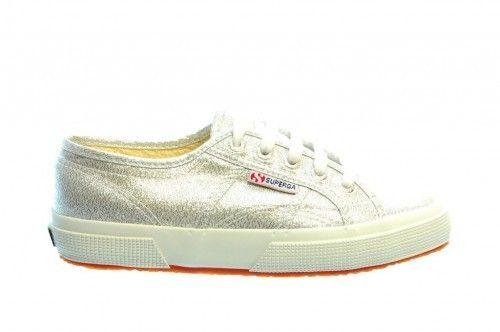 Superga Sneaker Zilver