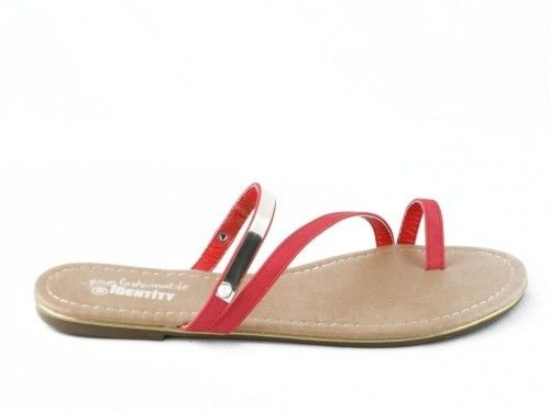 Teenslipper Rood Dames