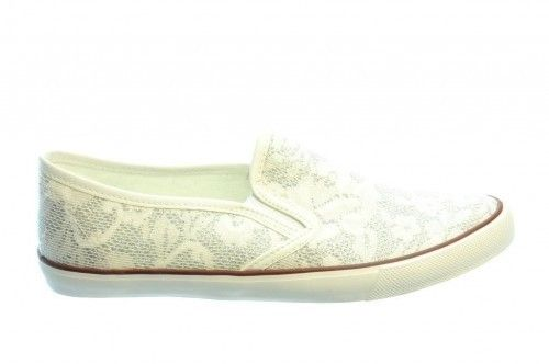 Witte Loafer Dames