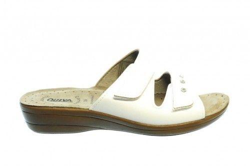 Witte Slipper Quiva