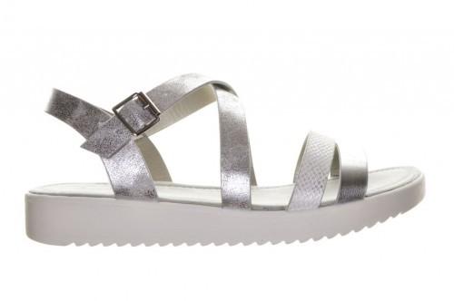 Zilver Sandalen Elegant