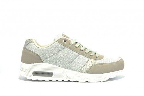 Zilver Trendy Sneaker