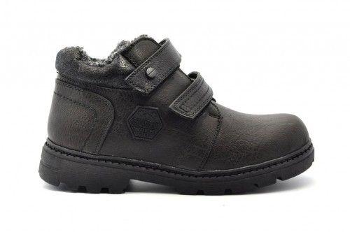 Zwarte Schoolschoenen Uniform Jongens