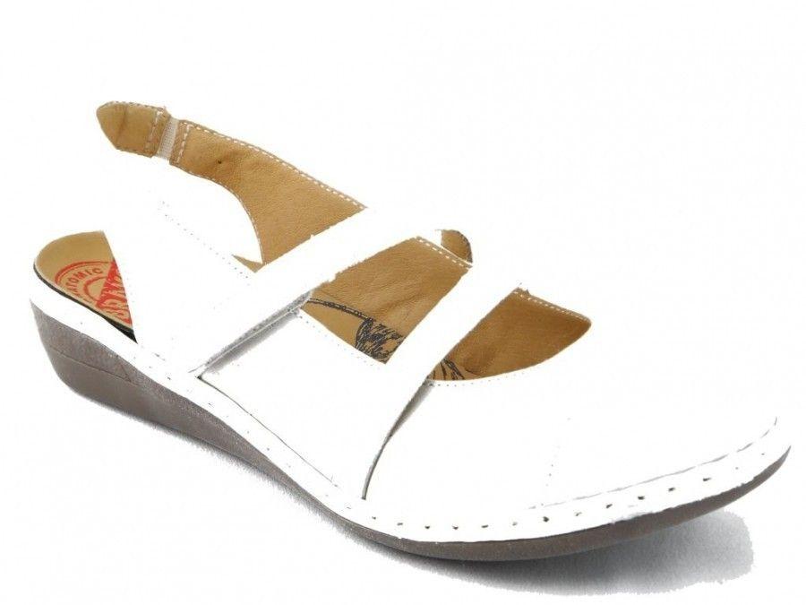 Brako Chaussure D'été De Confort Beige 903SPp2E9
