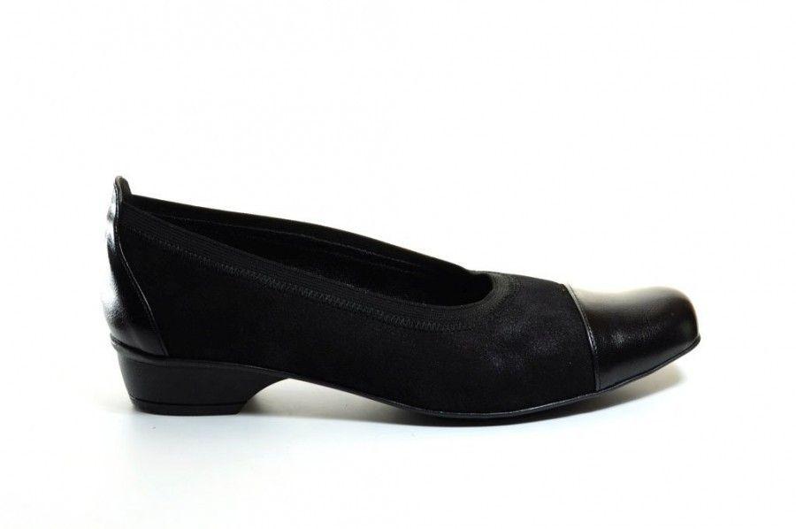 dames schoenen met lage hak