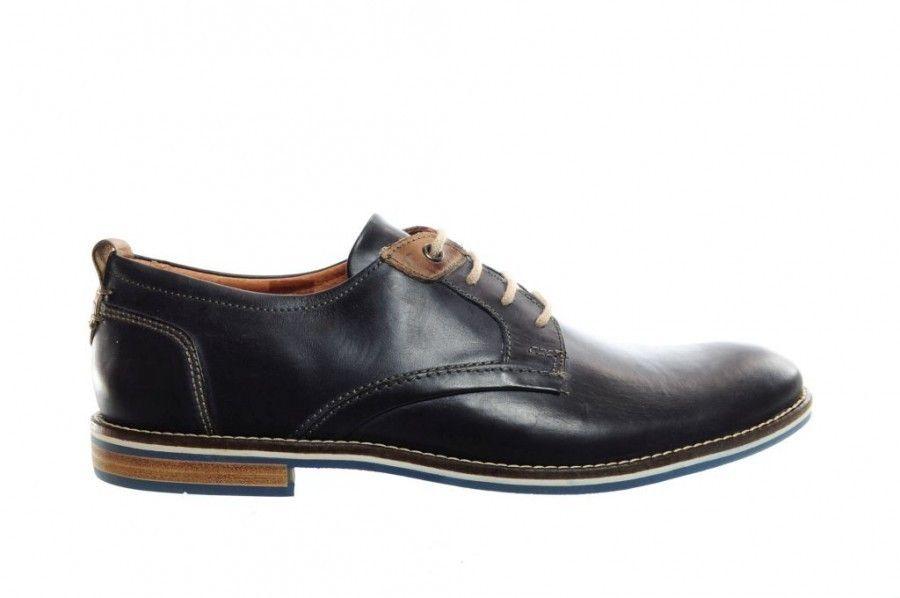 Chaussures Pour Hommes En Cuir Noir SlVwI