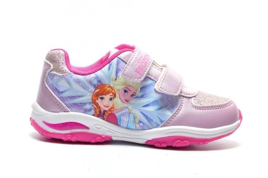 frozen schoenen lichten - schoenen met lichtjes - kinderschoenen