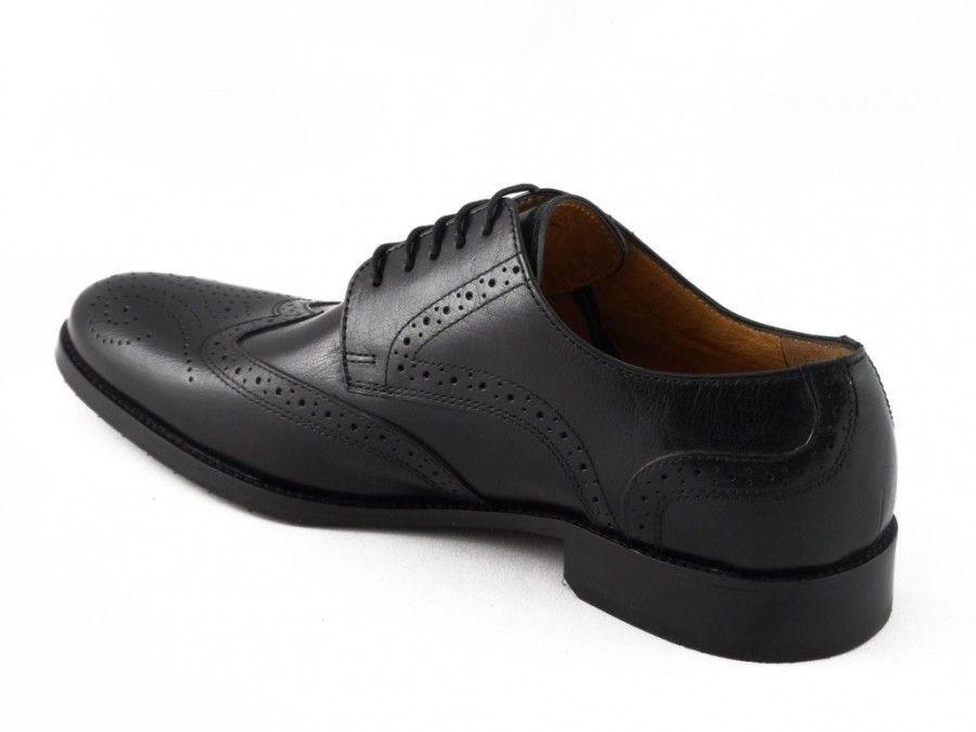 La Chaussure Habillée Hommes Noirs Pas Cher thYE8