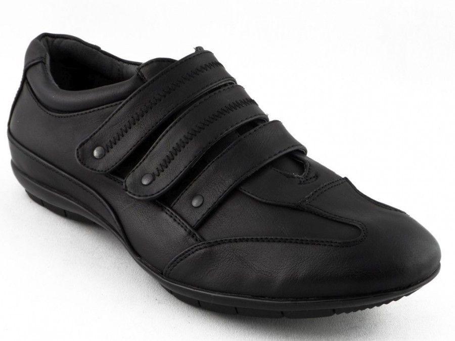 023697a525e Geklede Schoen Zwart Marco Bocelli - Nette schoenen - Herenschoenen ...