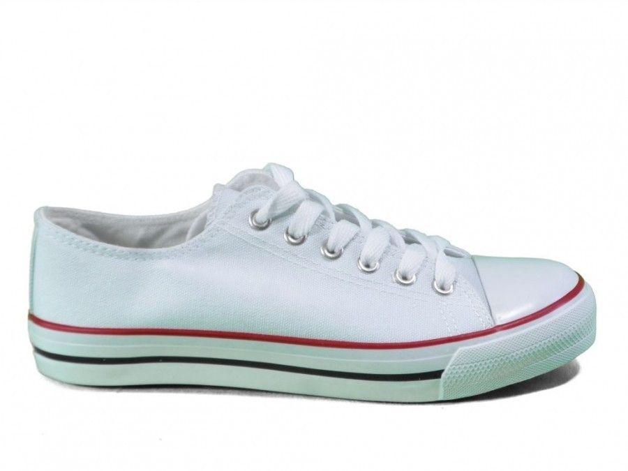 fc4965c8ed0 Goedkope Sneaker Wit Canvas - Sneakers - Damesschoenen | ModaShoes.nl
