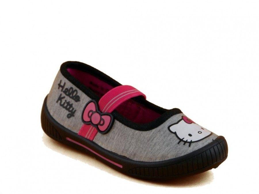 Bonjour Ballerine Kitty Pantoffel 7msoML