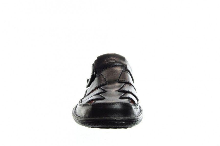 Sandales En Cuir Pour Hommes Fermés G3Iao