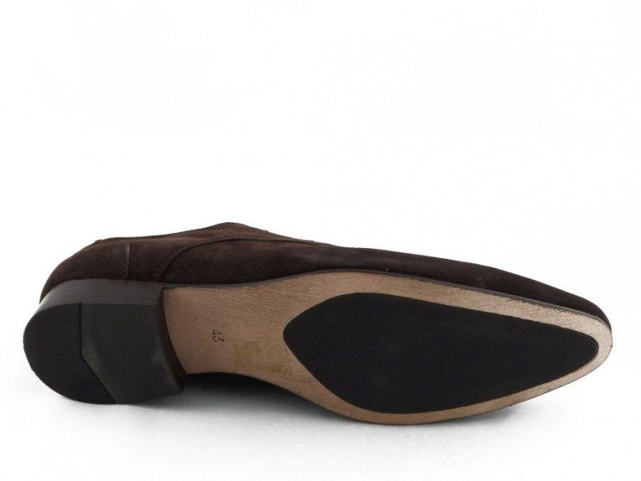 Chaussures Pour Homme Marina San Nubuck Marron cKmYSePfw