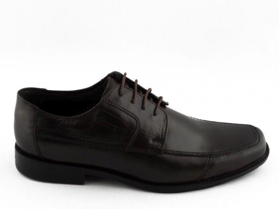 Chaussures Hommes Noir Dentelle Brune Don Carlos EWqZe