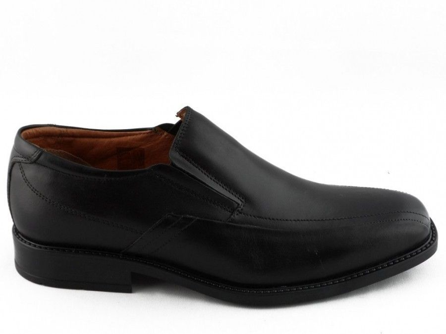 Chaussures Pour Homme Mocassin Noir Klondike xr8jwN