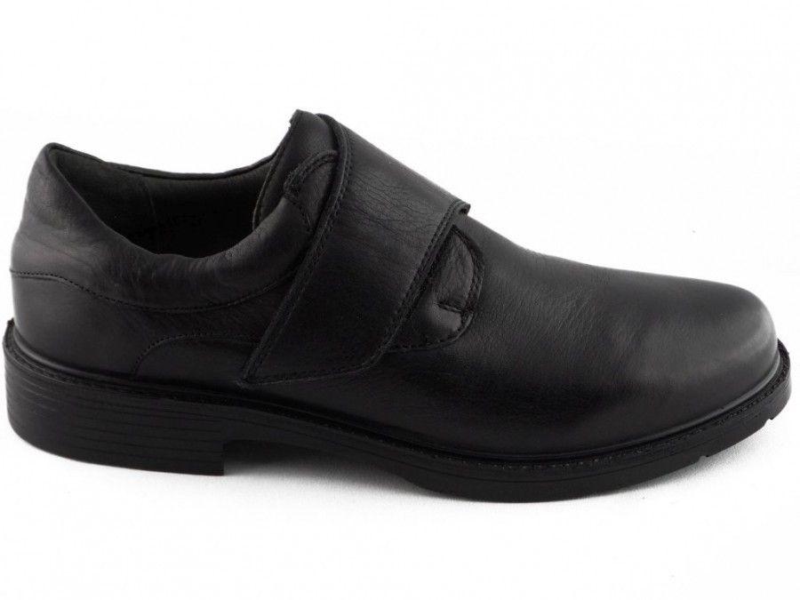 Chaussures Velcro Noir Classique Pour Hommes Mosaïque X DGucWa