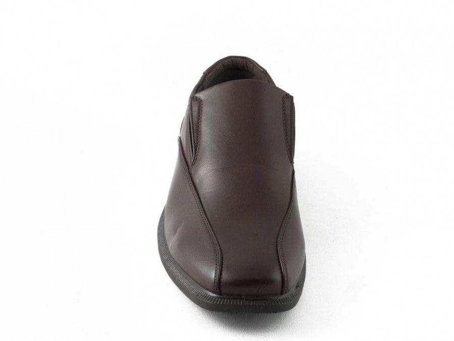 Chaussures Hommes Mocassin Marron Entrée Marco Bocelli 3C5YspU