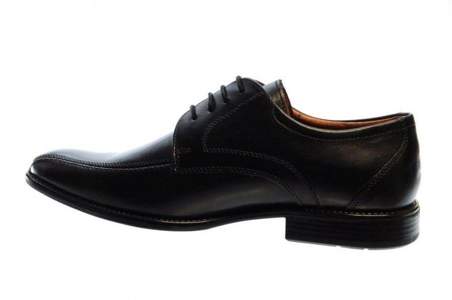 Chaussures Pour Hommes En Cuir Noir Habillé CuSOBKyIyH