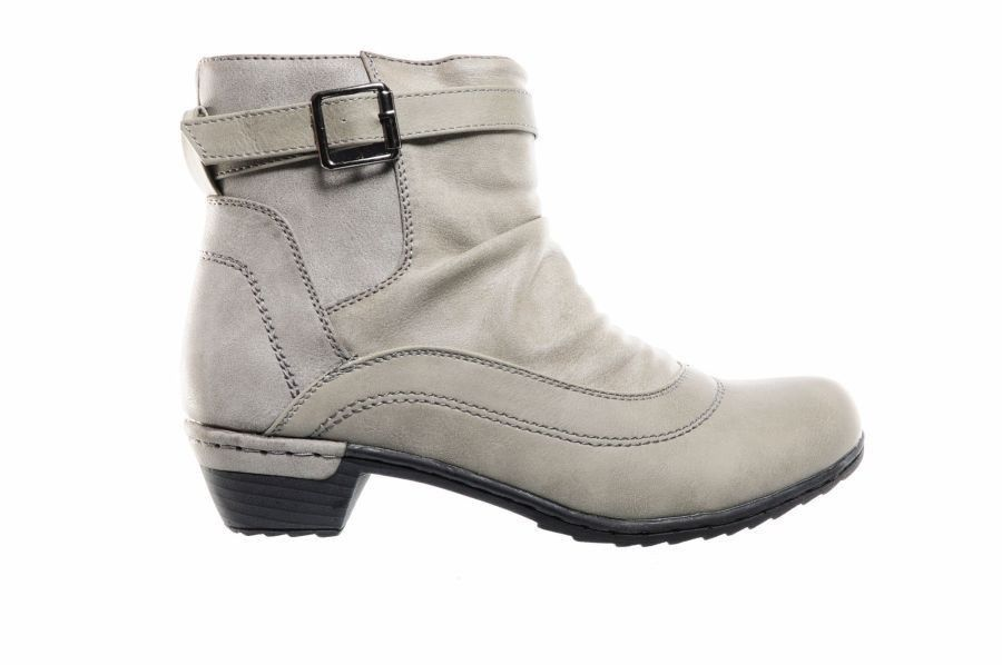 Confort De Bottines Gris Clair oWUtQLTQNn