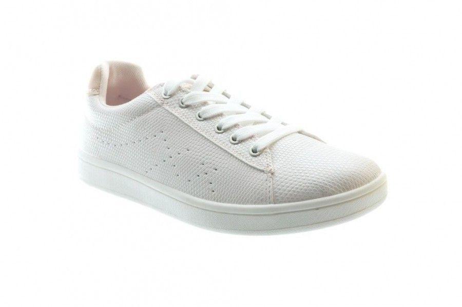 Licht Roze Sneakers : Licht roze fashion sneaker sneakers damesschoenen modashoes