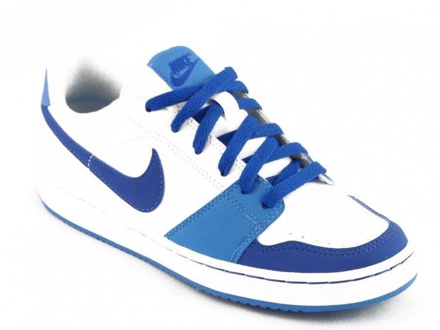 Nike Panneau Arrière Bleu Royal Blanc sbxQp