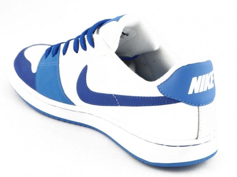 Nike Panneau Arrière Bleu Royal Blanc wgBTfin
