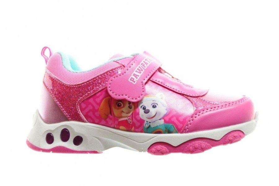 Sneakers Met Licht : Paw patrol schoenen licht schoenen met lichtjes kinderschoenen