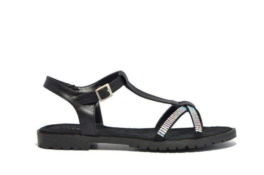 sandalen zwart dames