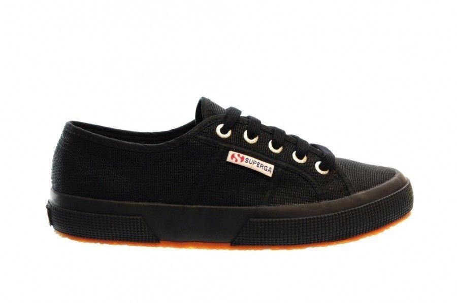 6352b1ac1a9 Superga Sneaker Zwart - Sneakers - Damesschoenen | ModaShoes.nl