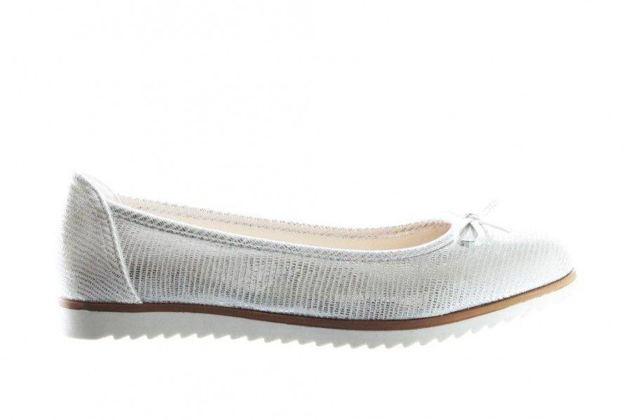 witte ballerinas damesschoenen