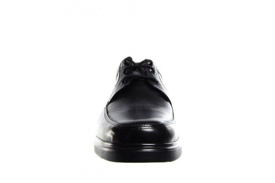 27abd88946f605 Zwarte Herenschoenen Extra Breed - Nette schoenen - Herenschoenen ...
