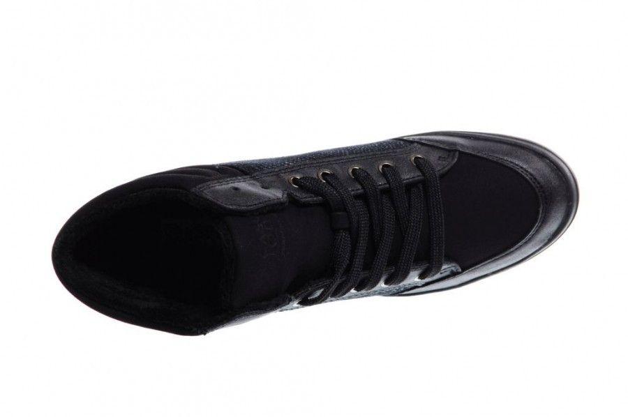 Femmes Noir Sneaker D'hiver 4XdNuKRTL