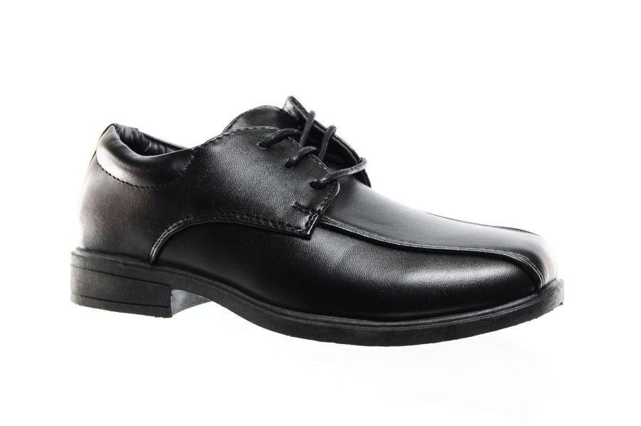 Chaussures Uniformes Scolaires Noir Garçons S0Fdysfjq
