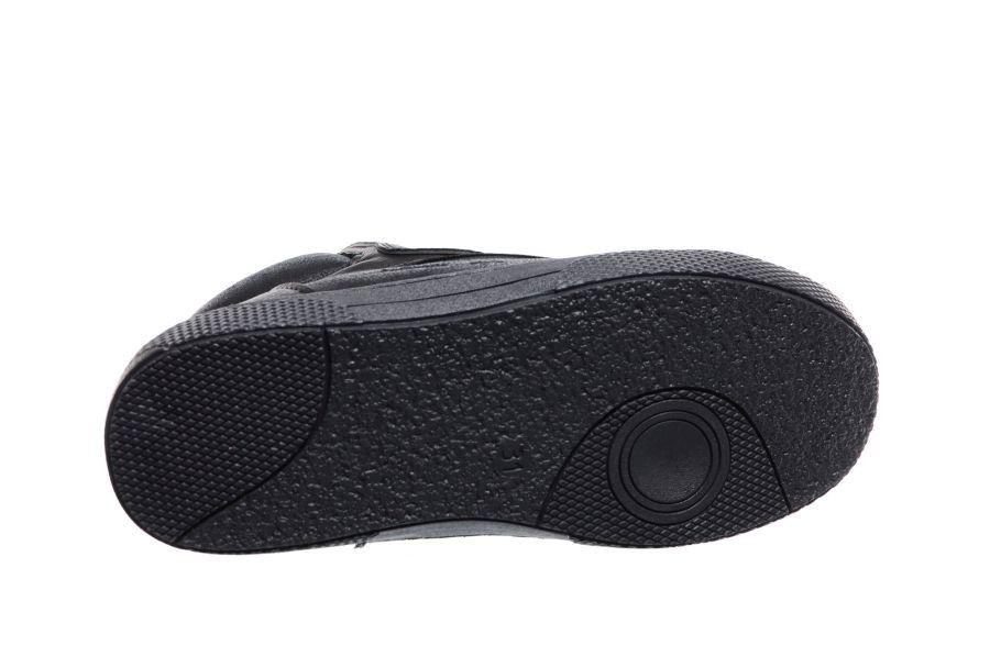 zwarte winter schoenen