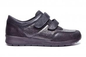 Ara Velcroschoenen Zwart