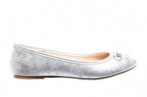 Ballerina Zilver Metallic