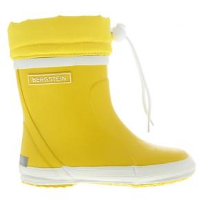 Bergstein Regenlaarzen Winter Yellow