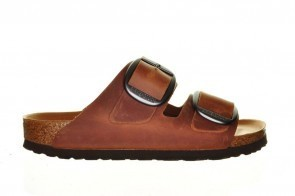Birkenstock Arizona Cognac Big Buckle