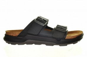 Birkenstock Arizona Desert Soil Black