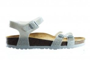Birkenstock Kumba Magic Snake White